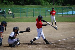 道北中学校野球大会