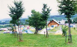 天塩川リバーサイドキャンプ場