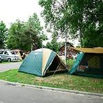 森林公園びふかアイランドキャンプ場
